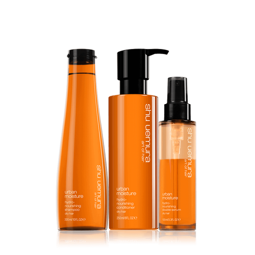 urban moisture hair care set