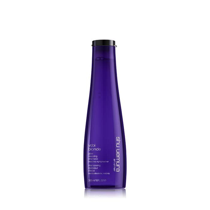 yūbi blonde glow revealing shampoo