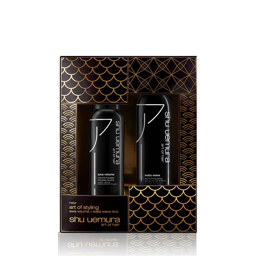art of volume luxury styling gift set