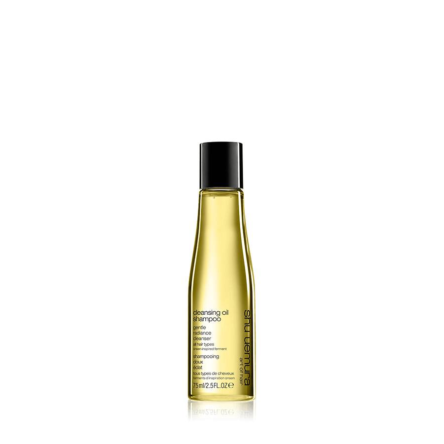 Travel-Size Cleansing Oil Shampoo