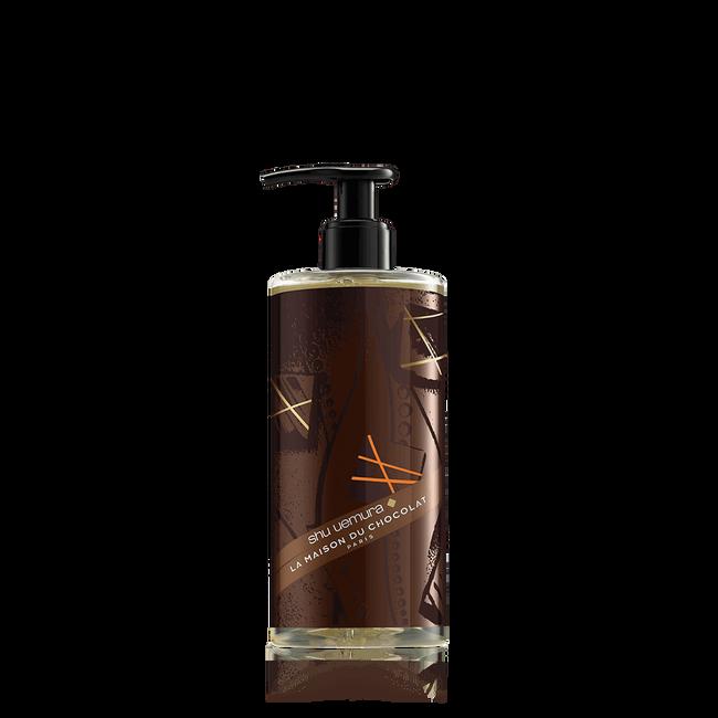 shu uemura x la maison du chocolat cleansing oil shampoo