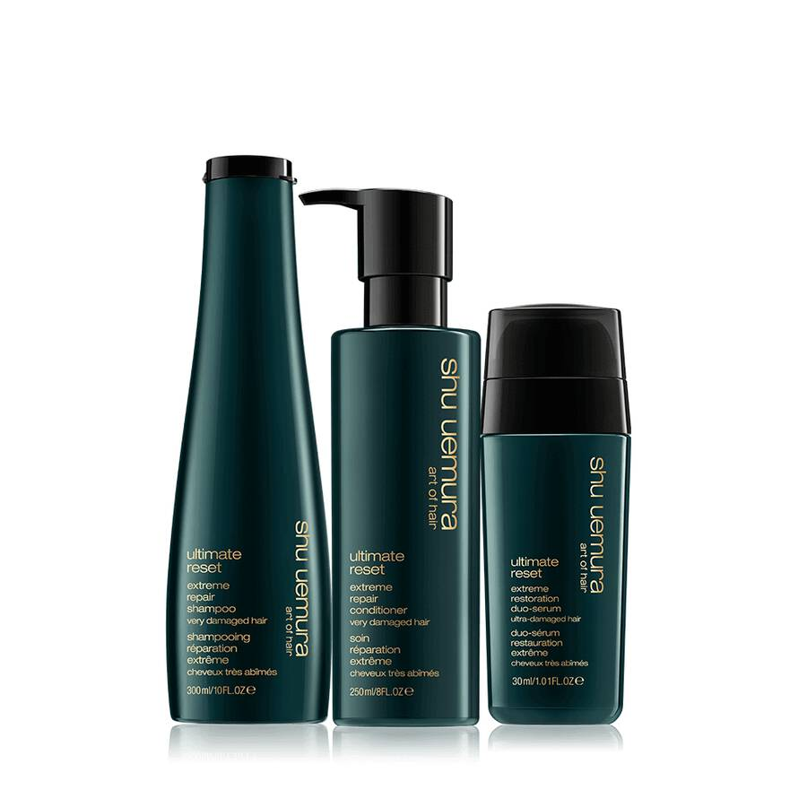 ultimate reset hair set