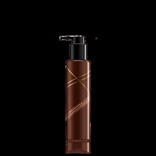 shu uemura x la maison du chocolat nourishing protective hair oil