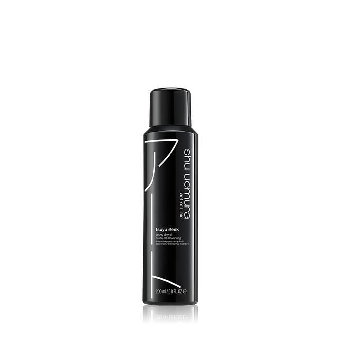 tsuyu sleek blow dry oil spray