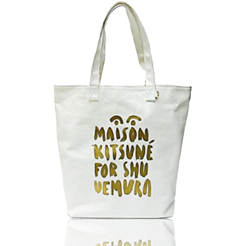 Maison Kitsune Tote Bag luxury variant by LOreal USA RefApp