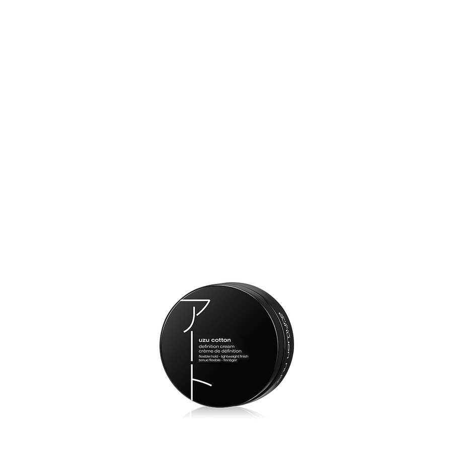 uzu cotton definition hair cream