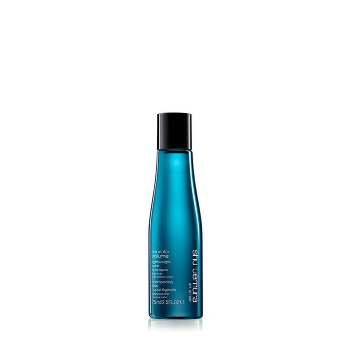 muroto volume travel-size shampoo