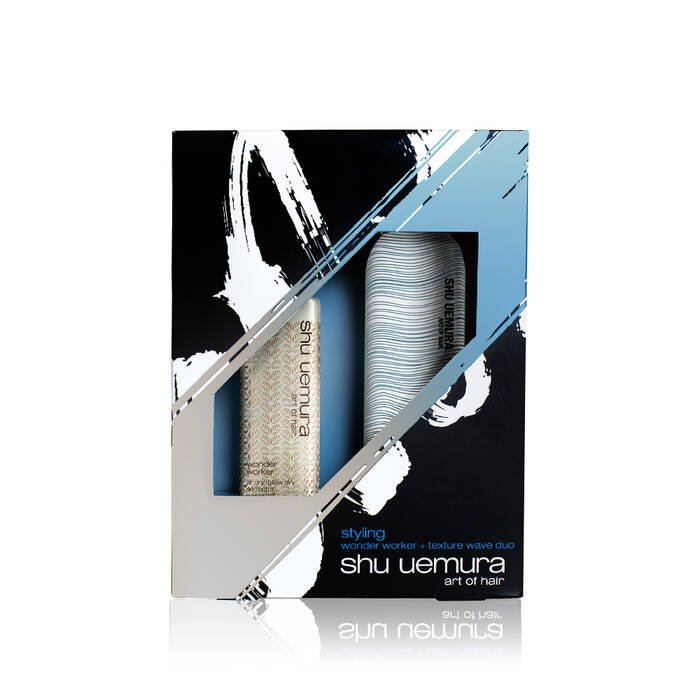texture styling duo luxury gift set