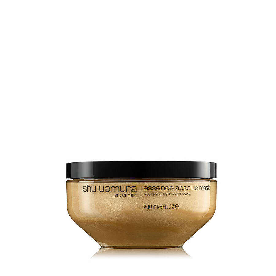 shu uemura art of hair x pokémon essence absolue nourishing hair mask