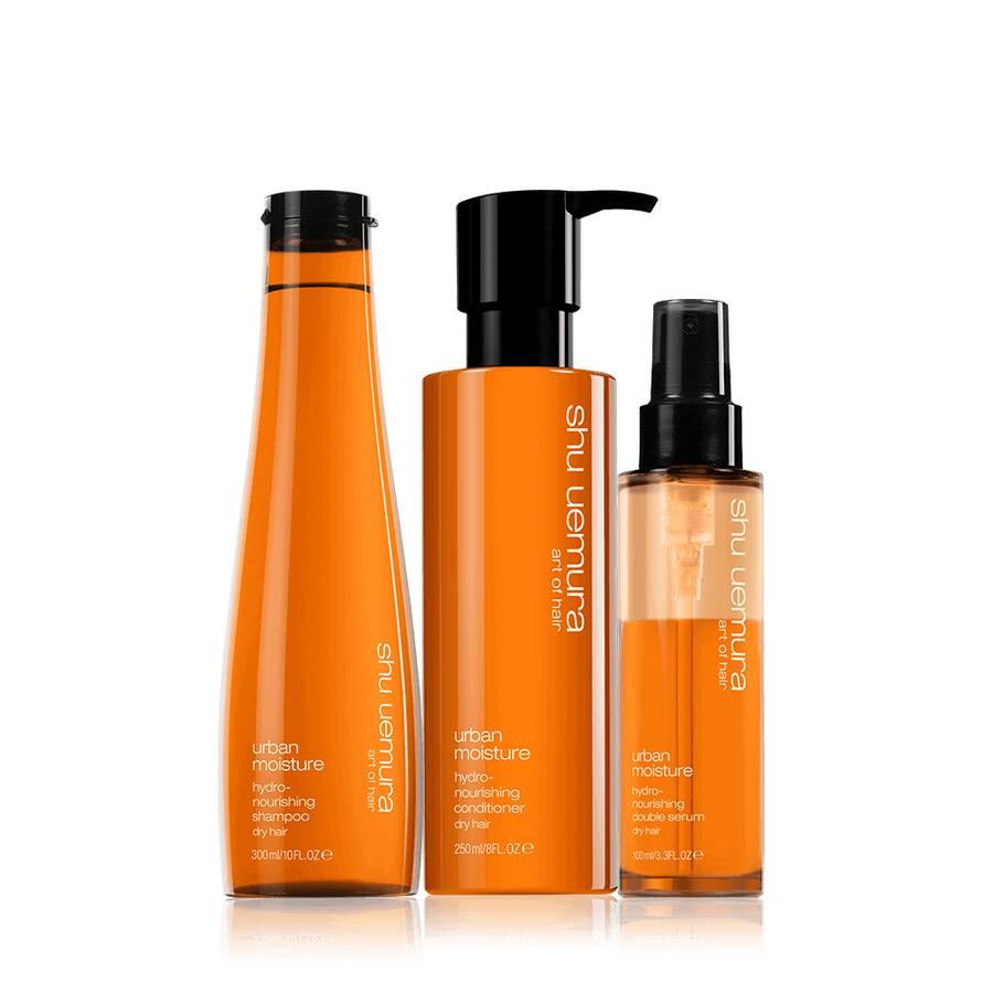 urban moisture hair care set