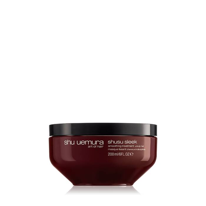 shusu sleek hair mask