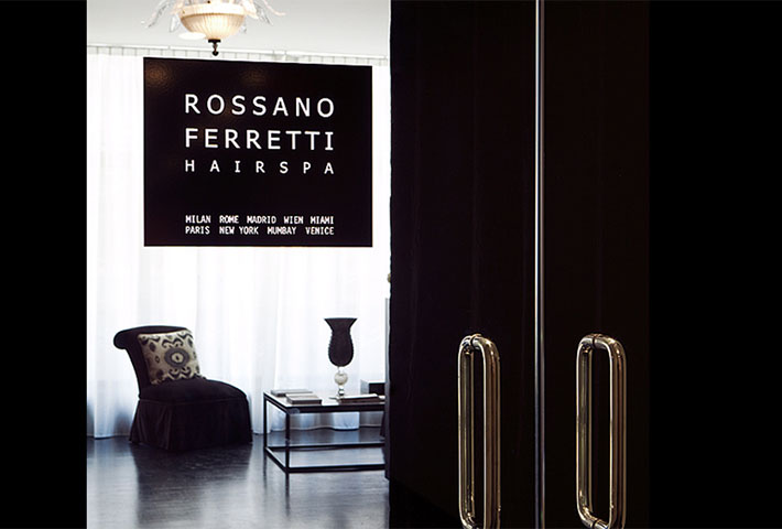 Rossano Ferretti Hair Salon