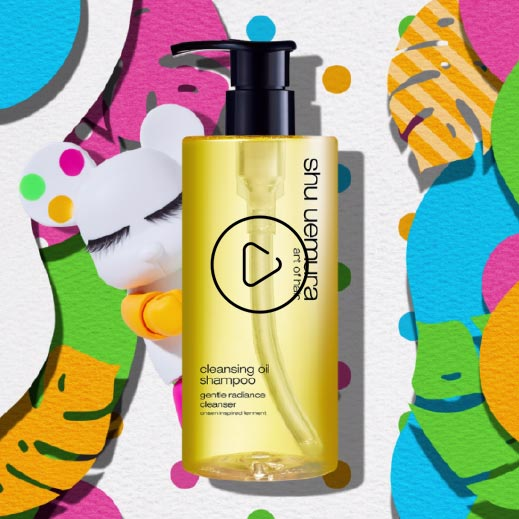 Cleansing Oil Shampoo Video