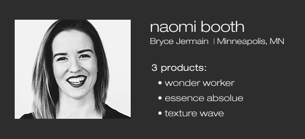 naomi booth hairstylist