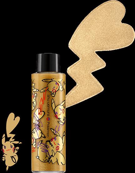 Shu Uemura Art of Hair x Pokemon Essence Absolue Nourishing Oil