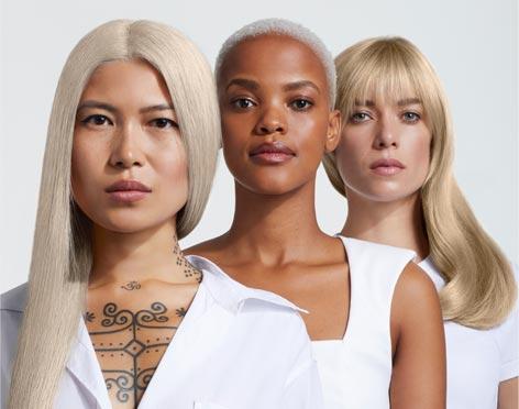 shu uemura  Yubi blonde hair care for blonde hair