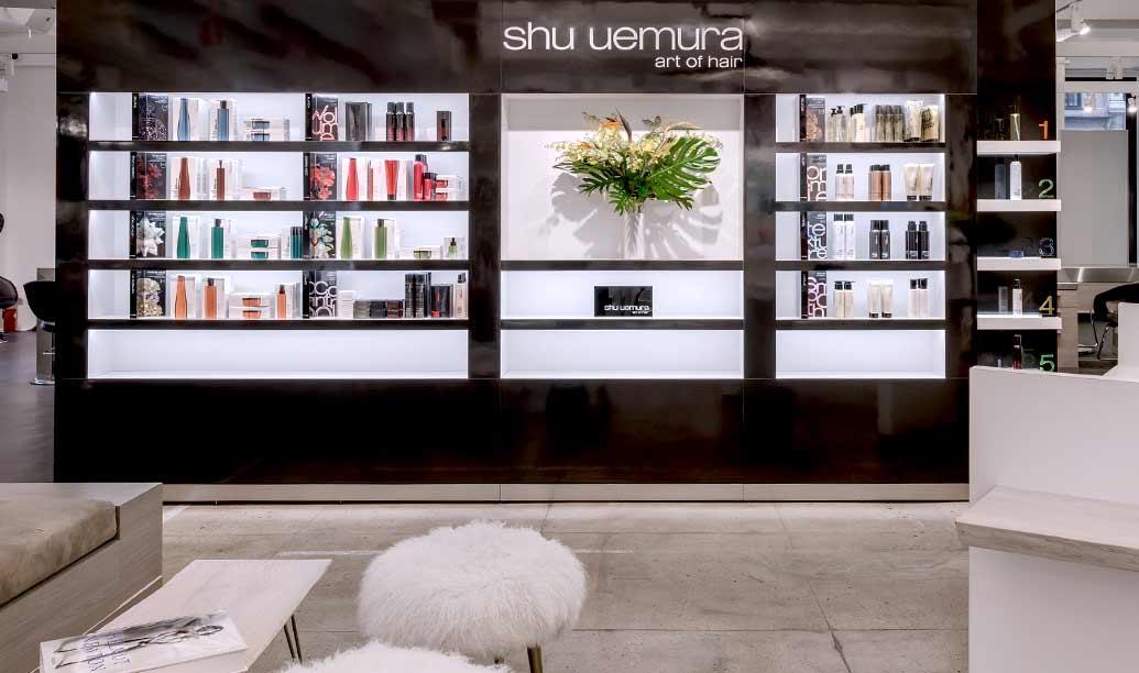 Shu Uemura Art of Hair Salon
