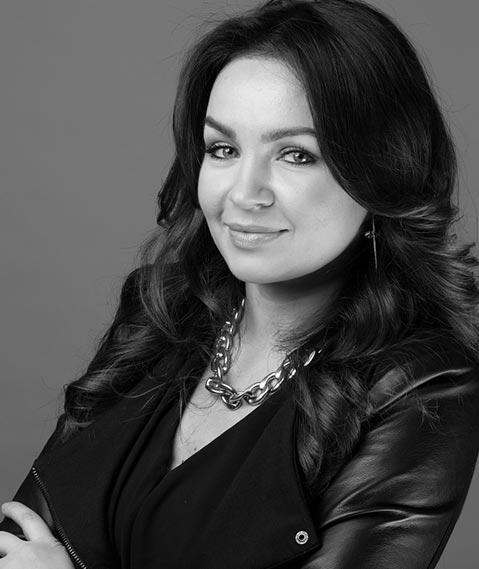 Hairstylist Jasmine Galazka