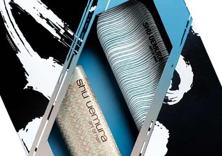 Shu Uemura Art of Hair Texturizing Hair Care Gift Sets