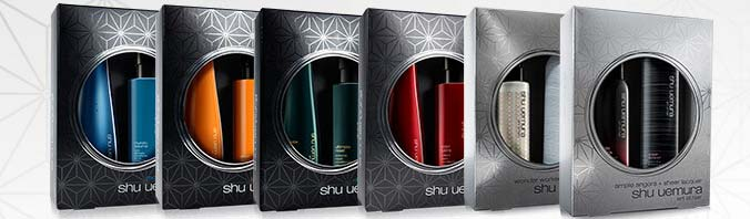 Shop Shu Uemura Art of Hair for Holidays Gifts