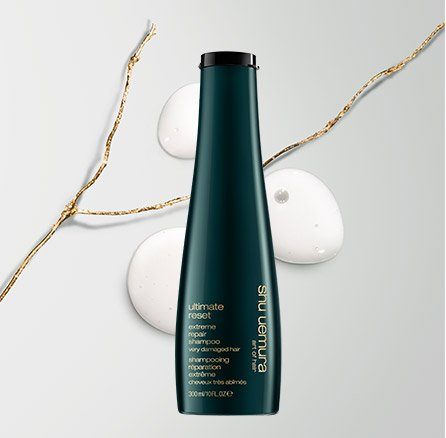 Ultimate Reset extreme repair shampoo for very damaged hair