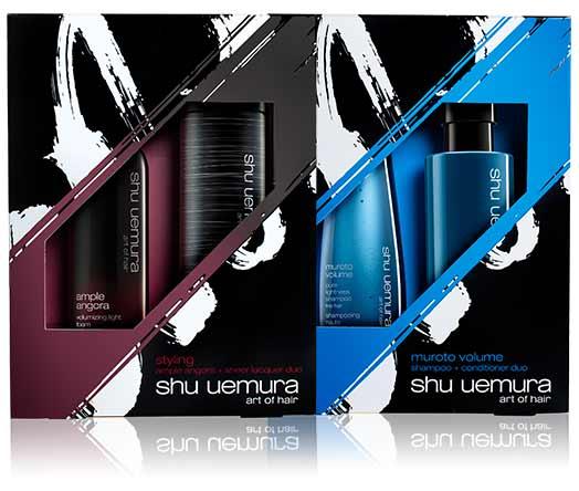 Shu Uemura Art of Hair Volumizing Gift Sets