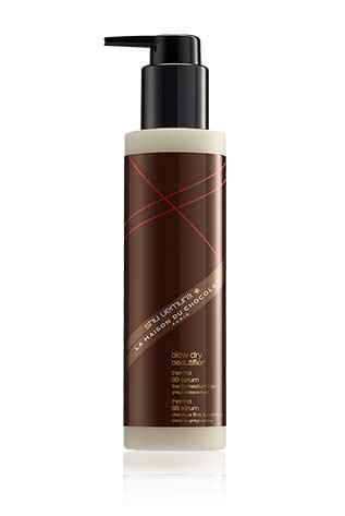 Shu Uemura Art of Hair La Maison du Chocolat Blow Dry Beautifier Thermo BB Hair Serum