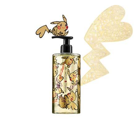 Shu Uemura Art of Hair x Pokemon Cleansing Oil Gentle Radiance Cleanser Shampoo